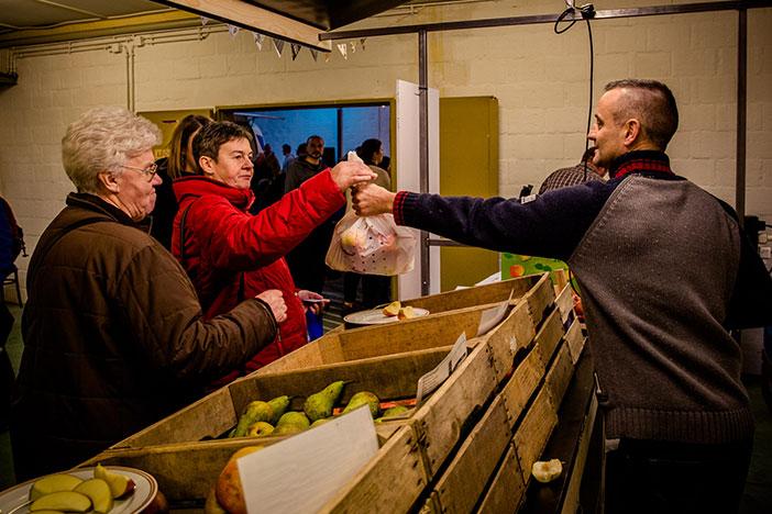 Lokaal Markt Aalst